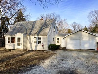 Burr Ridge Single Family Home New: 7229 Hamilton Avenue