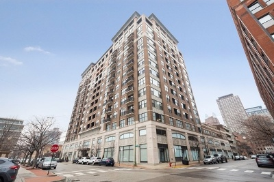 Chicago Condo/Townhouse New: 849 North Franklin Street #618