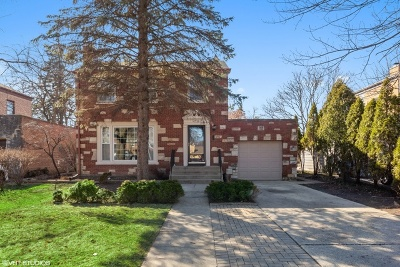 Western Springs Single Family Home Contingent: 4716 Wolf Road