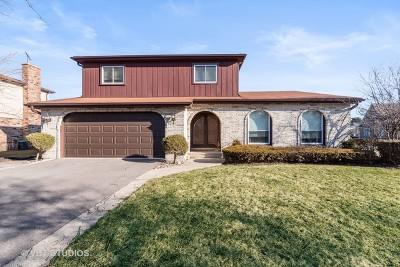 Glenview Single Family Home New: 3612 Liberty Lane