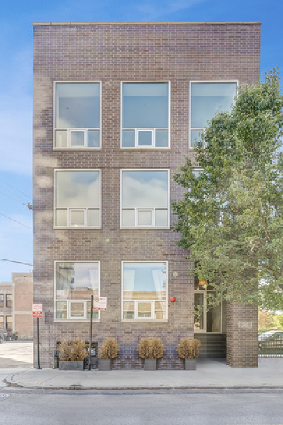 Chicago Condo/Townhouse New: 1217 West Monroe Street #2
