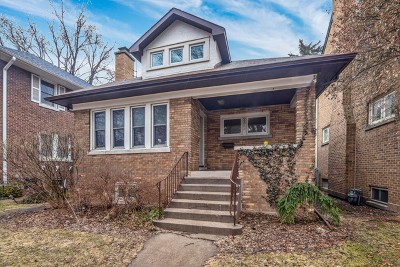 Single Family Home New: 2317 Bryant Avenue