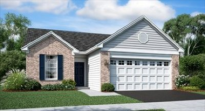 Algonquin Single Family Home For Sale: 2280 Indigo Drive