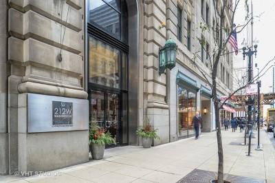 Chicago Condo/Townhouse New: 212 West Washington Street #1213