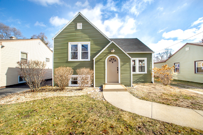 Midlothian Single Family Home New: 14735 Karlov Avenue