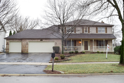 Naperville Single Family Home New: 2639 Partlow Drive