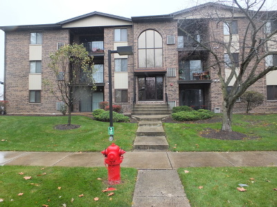 Alsip Condo/Townhouse For Sale: 12615 South Central Avenue #203