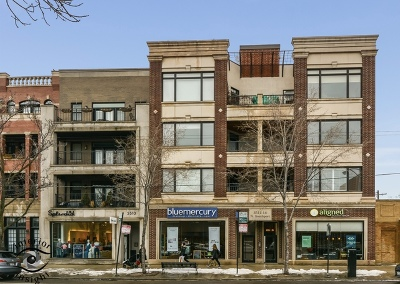 Condo/Townhouse New: 3512 North Southport Avenue #2N