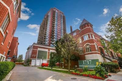 Condo/Townhouse New: 1717 South Prairie Avenue #1104