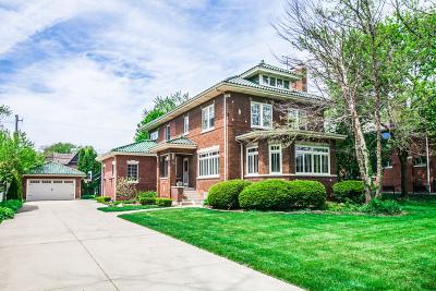 Single Family Home New: 10144 South Hoyne Avenue