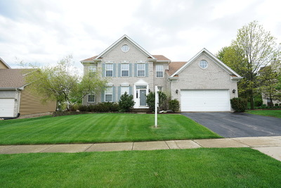 Hoffman Estates Single Family Home New: 2070 Morningview Drive