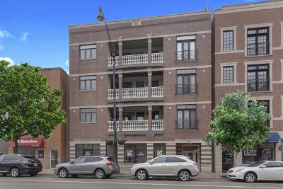 Condo/Townhouse New: 2728 North Lincoln Avenue #3W