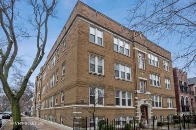 Condo/Townhouse New: 3805 North Marshfield Avenue #2