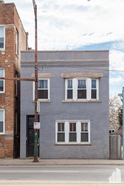 Wicker Park, Bucktown Multi Family Home For Sale: 2239 West Fullerton Avenue
