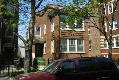 Multi Family Home Price Change: 4640 North Central Park Avenue
