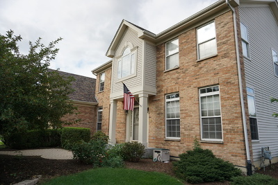 Bartlett IL Single Family Home New: $385,000