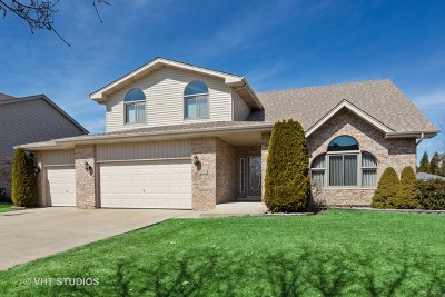 Woodridge Single Family Home For Sale: 2106 Westbury Drive