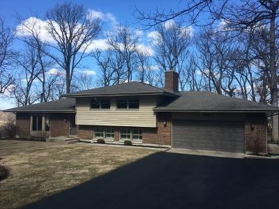Elburn Single Family Home Contingent: 4n621 Deerslayer Drive