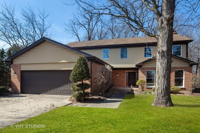 Bloomingdale Single Family Home For Sale: 178 North Circle Avenue