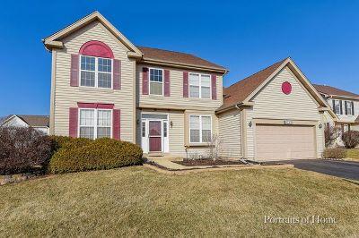 Aurora Single Family Home New: 1031 Amaranth Drive
