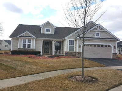 Huntley Single Family Home New: 11471 Primrose Court