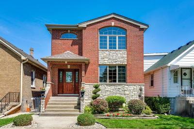 Norridge Single Family Home For Sale: 4023 North Odell Avenue