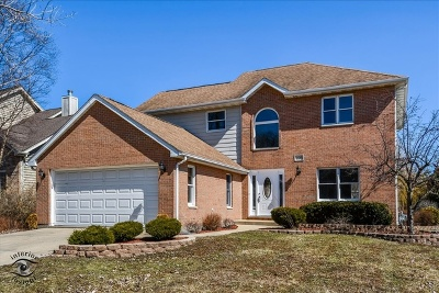 West Chicago Single Family Home For Sale: 903 Willow Creek Road