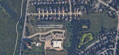 Bartlett Residential Lots & Land For Sale: 1681 Gerber Road