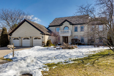 Winnetka, Wilmette, Evanston, Skokie, Northfield, Highland Park, Glenview, Glencoe, Kenilworth, Niles, Morton Grove, Lincolnwood, Lincolnshire, Bannockburn Single Family Home New: 2304 Indian Ridge Drive