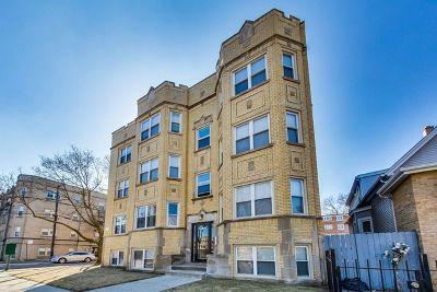 Condo/Townhouse New: 1937 West Granville Avenue #G