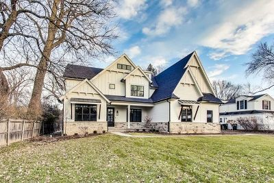 Winnetka, Wilmette, Evanston, Skokie, Northfield, Highland Park, Glenview, Glencoe, Kenilworth, Niles, Morton Grove, Lincolnwood, Lincolnshire, Bannockburn Single Family Home New: 1030 Illinois Road