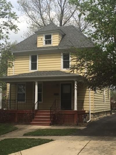 Batavia Multi Family Home New: 111 Franklin Street