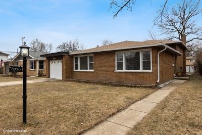 Skokie Single Family Home Price Change: 9220 Kostner Avenue