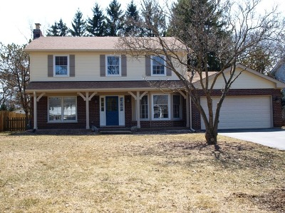 Lake Forest Single Family Home New: 85 Niles Avenue