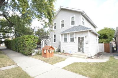 Chicago Multi Family Home New: 5459 North Lovejoy Avenue