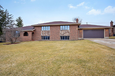 Hickory Hills Single Family Home New: 9230 South 83rd Court