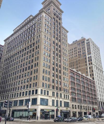 Condo/Townhouse New: 6 North Michigan Avenue #1804