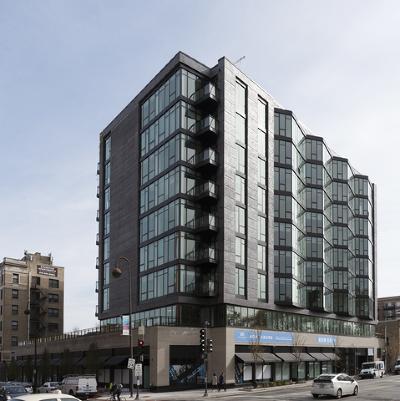 Evanston, Skokie Rental New: 847 Chicago Avenue #608