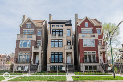 Condo/Townhouse New: 1449 East 65th Place #1