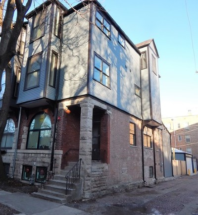 Condo/Townhouse New: 1316 East 52nd Street