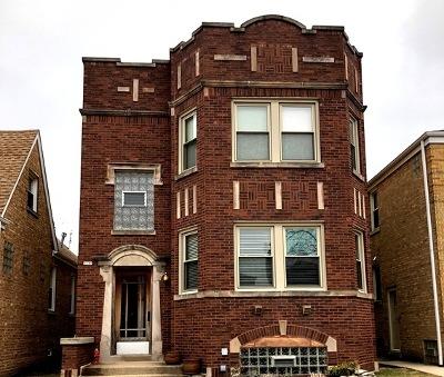 Chicago Multi Family Home New: 5847 North Merrimac Avenue