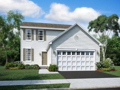 Single Family Home New: 1891 Alta 90 Drive