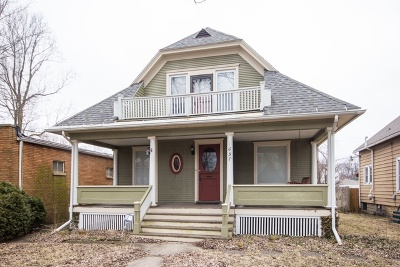 Kankakee Single Family Home New: 1057 South Washington Avenue