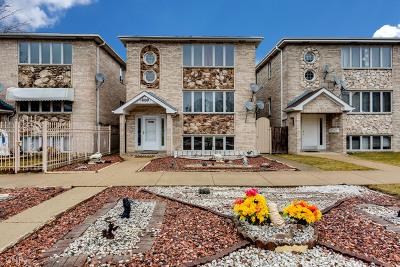 Chicago Multi Family Home New: 4109 North Dickinson Avenue