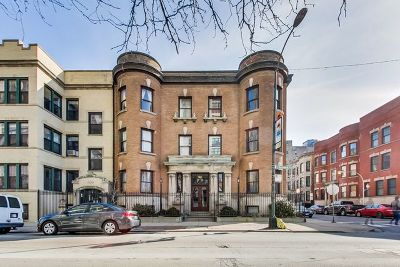 Condo/Townhouse New: 525 West Belmont Avenue #1W