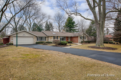 Downers Grove Single Family Home New: 921 60th Place