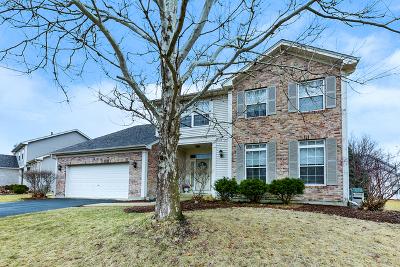 Aurora Single Family Home For Sale: 2650 Noggle Court