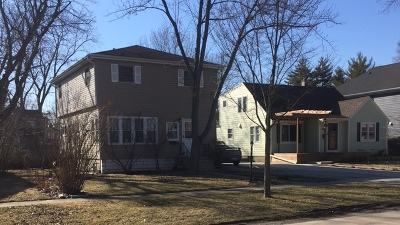 Downers Grove Single Family Home New: 4616 Stanley Avenue