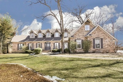 West Chicago Single Family Home Re-Activated: 651 Nor Oaks Court