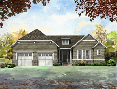 Lake Forest Single Family Home New: 785 West Orchard Circle